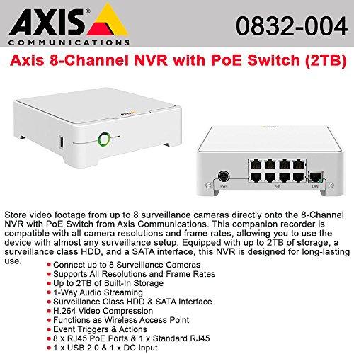 AXIS Companion Recorder (Axis Dvr)