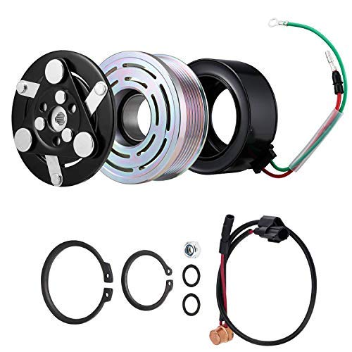 AC Compressor Clutch Coil Assembly Kit Fit Honda CIVIC 1.8L 2006 2007 2008 2009 2010 2011