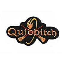 Quidditch Patch Embroidered Iron / Sew Badge Applique Costume Motif Harry Potter Hogwarts