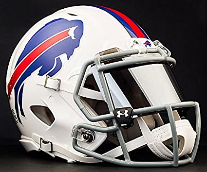 15acc87d Amazon.com : Riddell Speed Buffalo Bills NFL Authentic Football ...