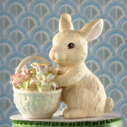 Lenox Bunny's Basket of (Lenox Bunny)