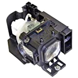 OEM Nec Projector Lamp, Replaces Part Number VT85LP / 50029924 with Housing