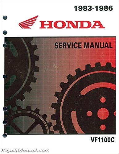 61mb403 vf1100c magna v65 honda motorcycle service manual 1983 1986 61mb403 vf1100c magna v65 honda motorcycle service manual 1983 1986 manufacturer amazon books fandeluxe Images