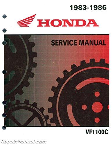 61MB403 VF1100C Magna V65 Honda Motorcycle Service Manual -