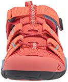 KEEN Seacamp II CNX Sandal, Red, 8 US Unisex Little