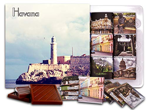 - DA CHOCOLATE Candy Souvenir HAVANA Chocolate Set 5x5