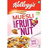 Kellogg's Muesli Crunchy Fruit and Nut, 500g