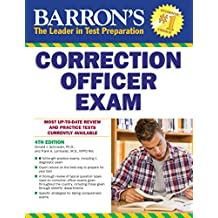 Barron's Correction Officer Exam, 4th edition