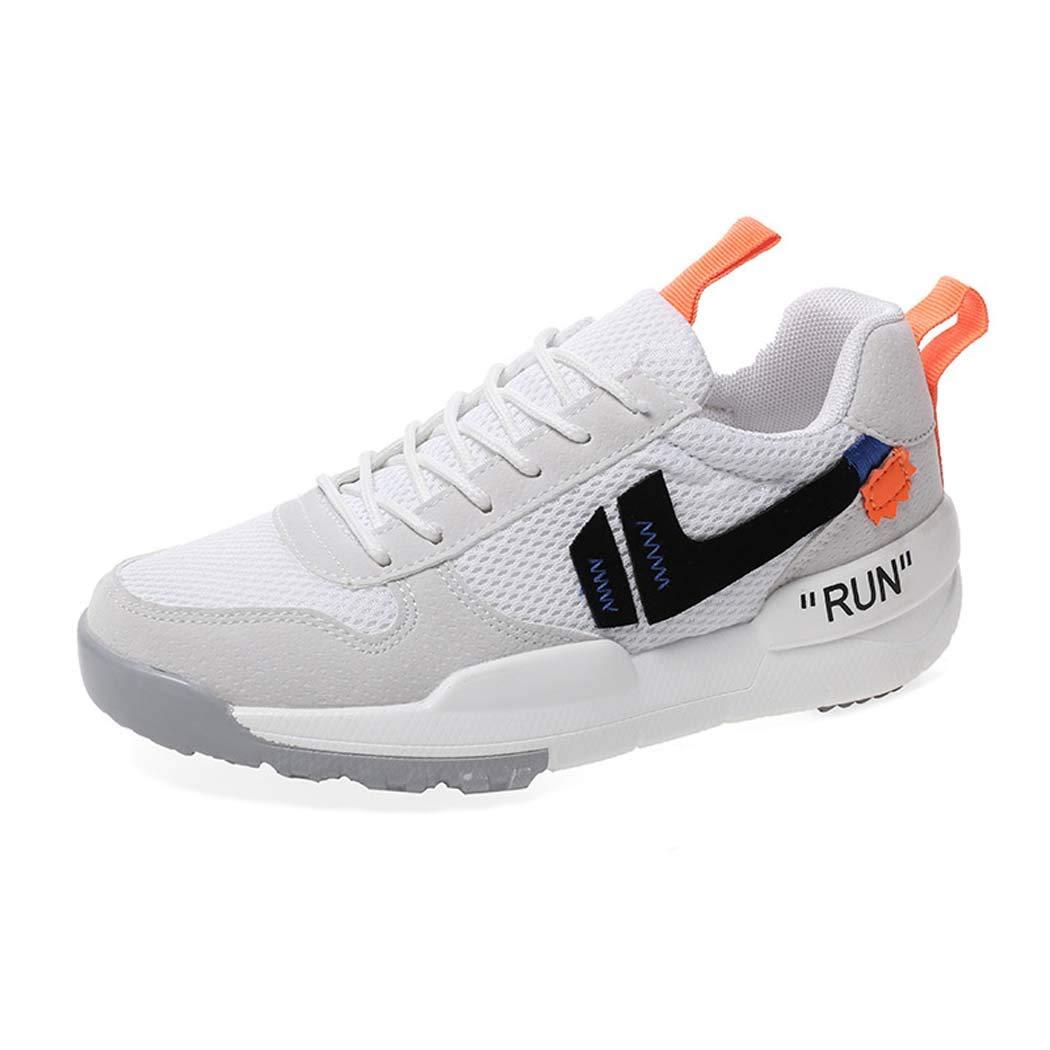MISS&YG Espadrilles Respirantes Mode Chaussures Casual antidérapante Chaussures de Course à Semelle épaisse