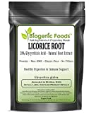 Licorice Root - 20% Glycyrrhizic Acid - Natural Root Powder Extract (Glycyrrhiza glabra), 10 kg