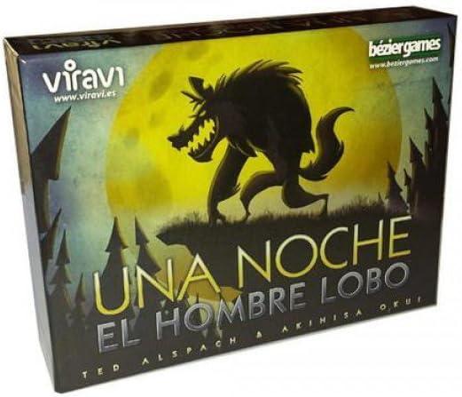 Una noche el hombre lobo: Vv.Aa., Vv.Aa.: Amazon.es: Juguetes y juegos