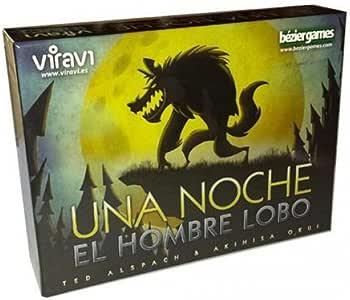 Una noche el hombre lobo: Amazon.es: Juguetes y juegos