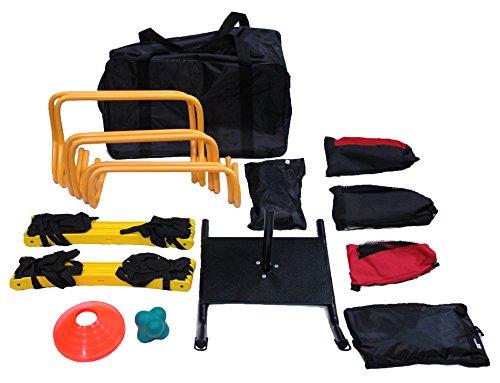 Workoutz Prototype 1 Speed & Agility Training Kit