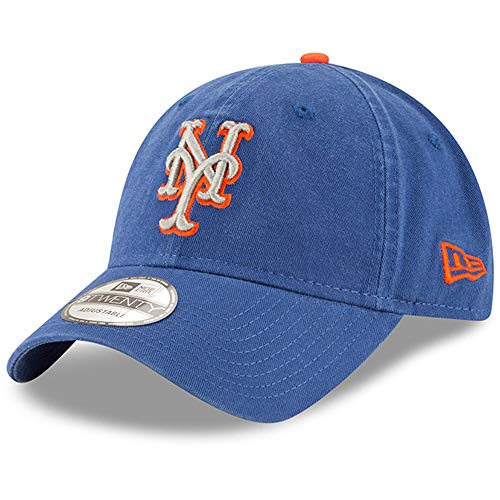 New Era Replica Core Classic 9TWENTY Adjustable Hat (New York Mets (Alternate)) - New Era Alternate Cap