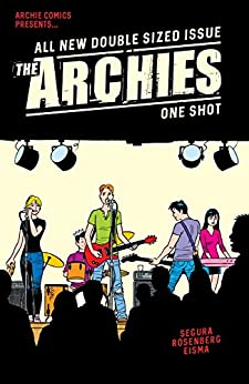The Archies #0 by [Segura, Alex, Rosenberg, Matt]