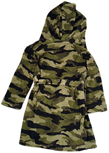 Prince of Sleep Fleece Robe Robes for Boys 75508-CAMOGRN-8 by Prince of Sleep (Image #1)