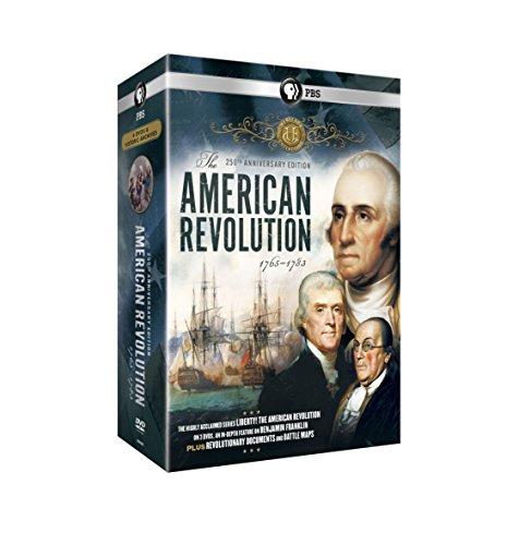 The American Revolution - Covered Bottom