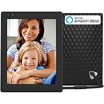 Aluratek Awdmpf208f 8 Hi Res Wifi Digital Photo Frame W