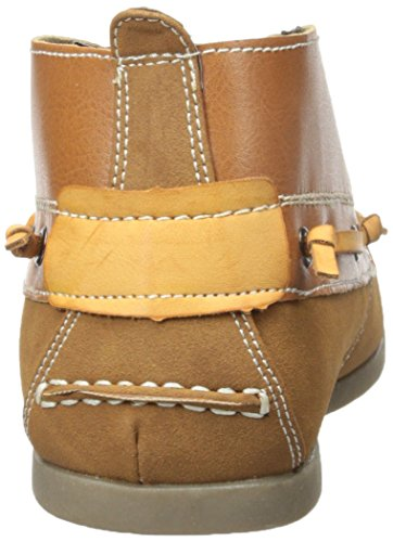 Steve Madden Mens M Mål En Boot Tan Multi