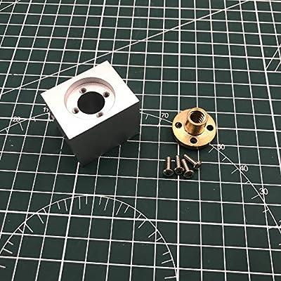 Zamtac T8 - Kit de soporte para caseta de tornillo de plomo con ...