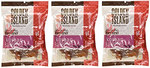 Golden Island Natural Korean Barbecue product image