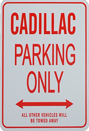 cadillac-parking-only-sign-mini-signs-ideal-for-the-motoring-enthusiast