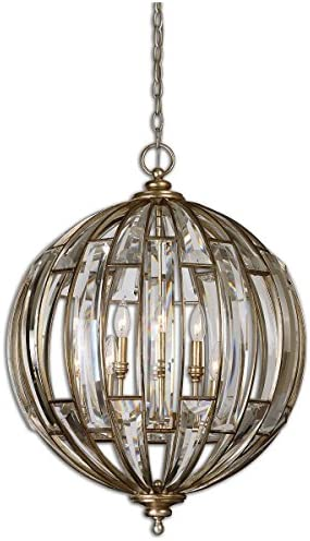 Uttermost 22031 Vicentina 6 Light Sphere Pendant