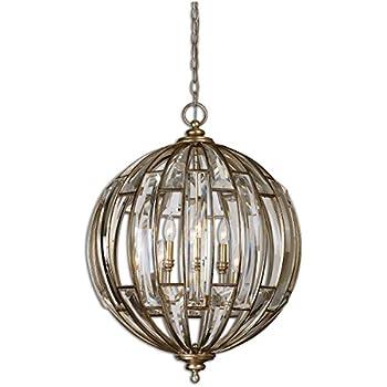 Uttermost 22031 Vicentina 6 Light Sphere Pendant