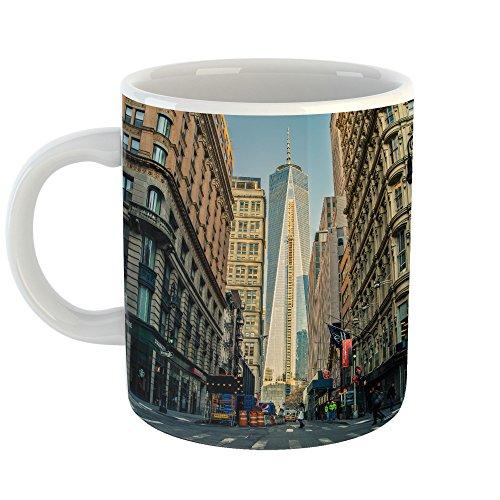 Dec White Terminal (Westlake Art - Coffee Cup Mug - Metropolitan City - Modern Picture Photography Artwork Home Office Birthday Gift - 11oz (x9m-f71-dec))
