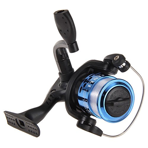 YUYUGO Aluminum Body Spinning Reel High Speed G-Ratio 5.2:1 Fishing Reels Left / Right Hand Interchanged Handle Alloy Fish Reels -  Kindstore, 739052956