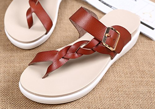 Mules HiTime Femme Mules HiTime Marron Femme HiTime HiTime Mules Femme Marron Mules Marron qvq5wrad