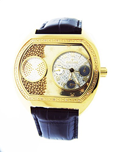 Price comparison product image Icetime Holiday 20 Diamonds 48 Mm Watch