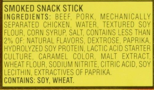Slim Jim Snack-Sized Smoked Meat Stick, Original Flavor, 33.6 Ounce by Slim Jim (Image #5)