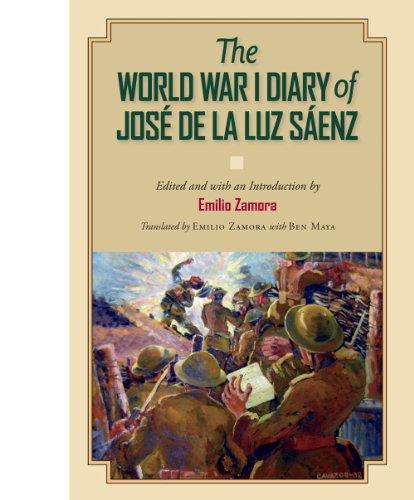 The World War I Diary of José de la Luz Sáenz (C. A. Brannen Series) (Local Dollars Local Sense)
