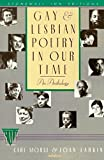 Gay and Lesbian Poetry in Our Time (Stonewall Inn Editions) (1989-11-15)