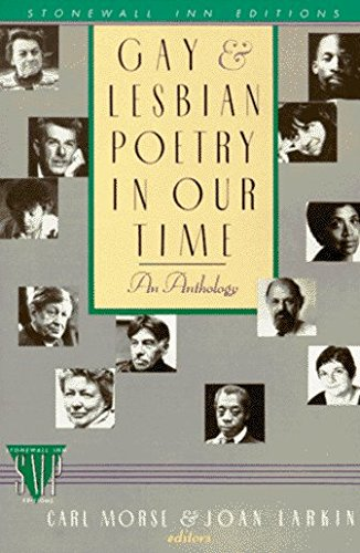 Gay and Lesbian Poetry in Our Time (Stonewall Inn Editions) (1989-11-15) by St. Martin's Griffin