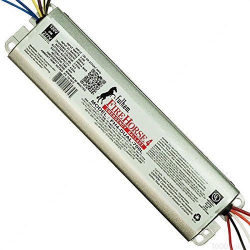 Fulham Lighting Fulham FireHorse Fluorescent Emergency Ballast, FH4-DUAL-700L