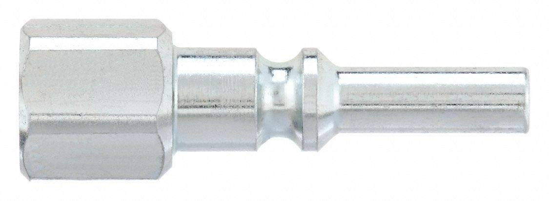 Coupler Body FNPT Steel Pipe 1//4 In
