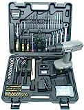 Tool case 75pcs. + 18V screwdriver