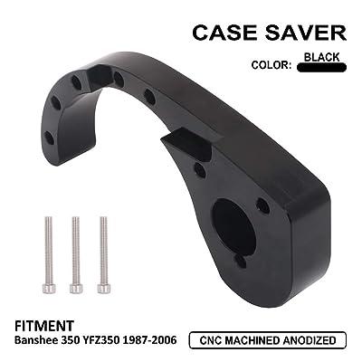 Motorcycle Case Saver CNC Sprocket Protector For Yamaha Banshee 350 YFZ350 1987-2006: Automotive