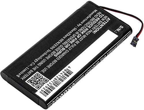 Replacement Battery for Nintendo Switch Controller HAC-006 HAC-015 HAC-016 HAC-A-JCL-C0 HAC-A-JCR-C0 HAC-BPJPA-C0: Amazon.es: Electrónica