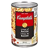 Campbell's Cream of Bacon Soup, 284ml, 12-Count