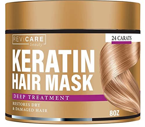 Keratin Hair Mask Effective Moisturizing
