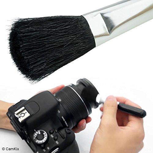 [해외]카메라 렌즈 클리닝 키트 - 에어 블로어, 클리닝 브러시, 2in1 렌즈 클리닝 펜, 50 개의 개별적으로 감싼 젖은 티슈 및 5 개의 마이크로 화이버 천/Camera Lens Cleaning Kit - Air Blower, Cleaning Brush, 2in1 Lens Cleaning Pen, 50 Individuall...