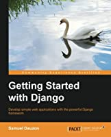 Getting started with Django Front Cover