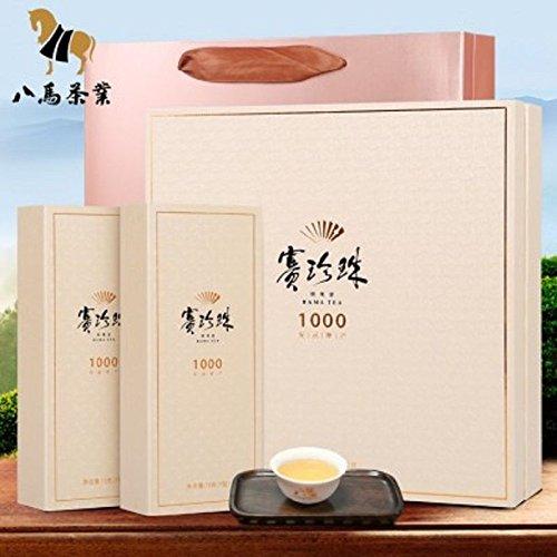 Bama1000 Pearl Buck aroma Tieguanyin tea Chinese Oolong tea 150g 八马茶叶 安溪铁观音 赛珍珠 by Yichang Yaxian Food LTD.