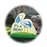 WMU It's A Boy! Inflatable Birth Announcement