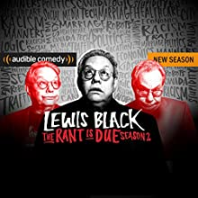 The Rant is Due Season 2 Other by Lewis Black