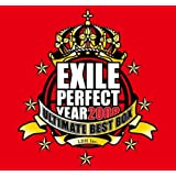 EXILE PERFECT YEAR 2008 ULTIMATE BEST BOX【初回限定生産】