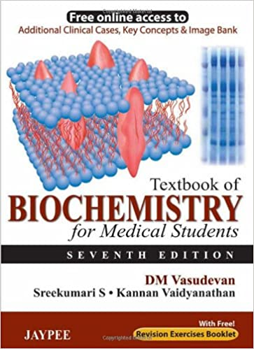 Textbook of Biochemistry for Medical Students: 9789350905302 ...